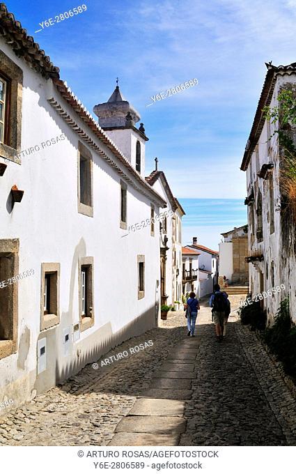 Street of Marvão, Alentejo, Portugal