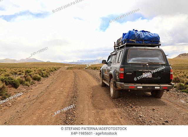 Salt Flat Tours, Altiplano, Southwest Bolivia