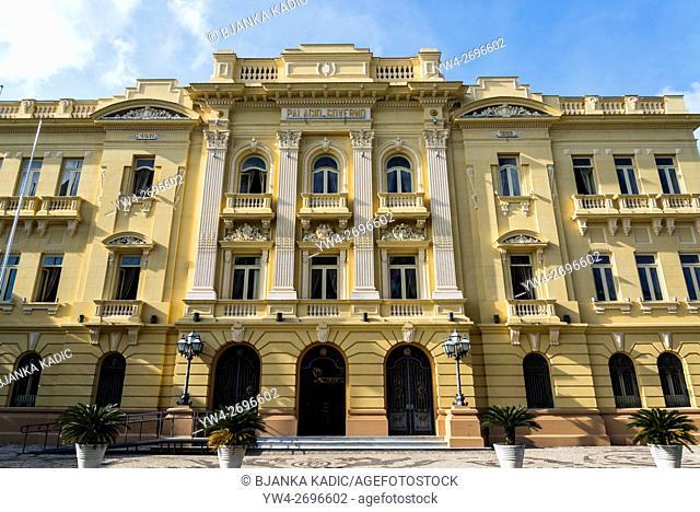 Palácio do Campo das Princesas, State Government Palace, Recife, Pernambuco, Brazil