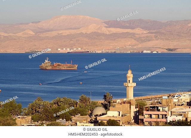 Jordan, Al Aqaba Governorate, Al Aqaba City