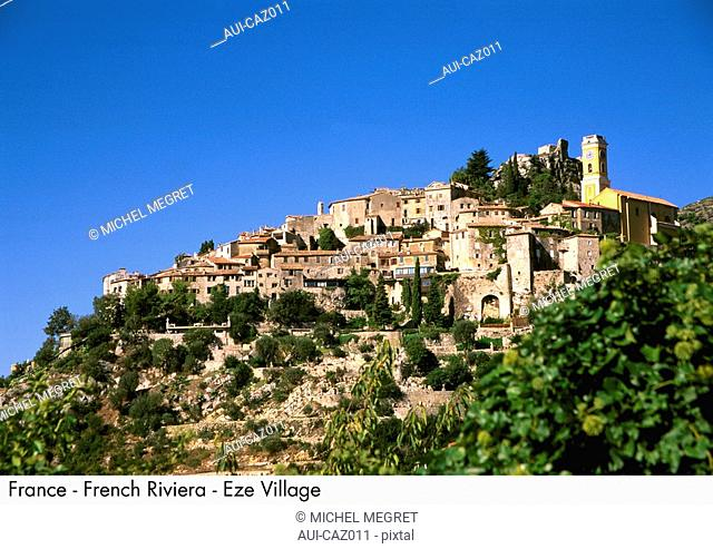French Riviera - Eze Village