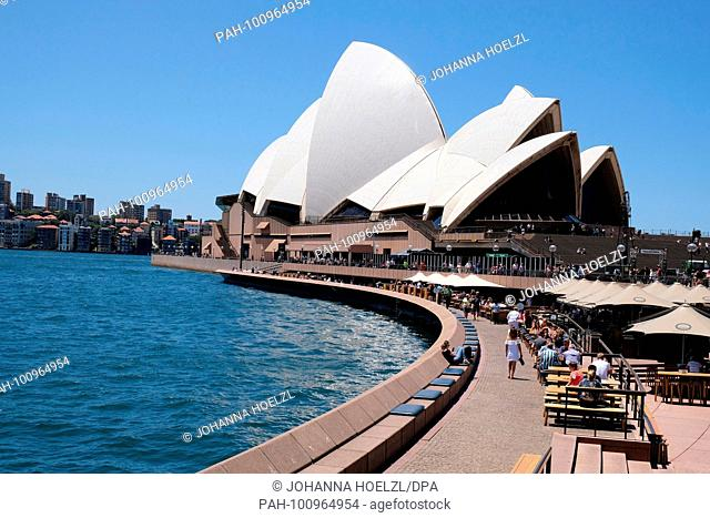 Opera House in Sydney - Australia - The Sydney Opera House is a multi-venue performing arts centre in Sydney, New South Wales, Australia
