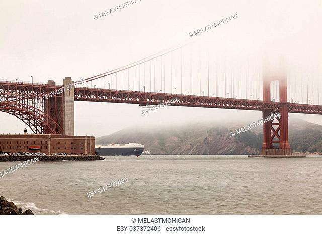 Crissy Field is a part of the Golden Gate National Recreation Area in San Francisco, California