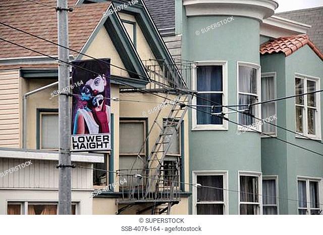 Buildings in a city, San Francisco, California, USA