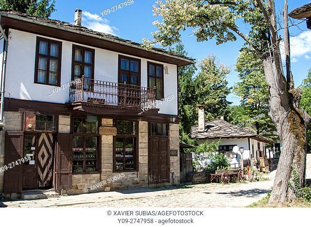 House-museum of Baba Raina, Bozhentsi, Gabrovo, Bulgaria