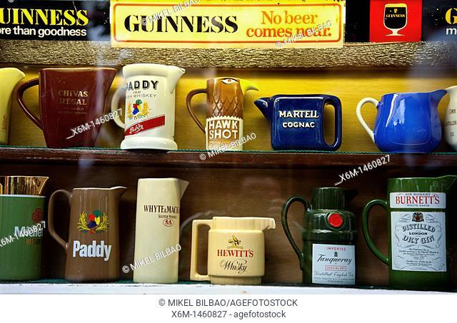 Shop window  Kilkenny, County Kilkenny  Ireland, Europe