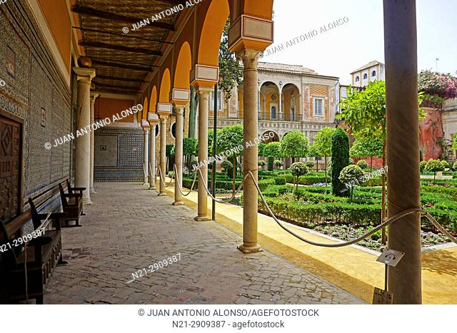 Casa de Pilatos. Seville, Andalucia, Spain, Europe