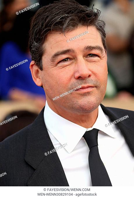 23rd Annual Screen Actors Guild Awards Featuring: Kyle Chandler Where: Los Angeles, California, United States When: 29 Jan 2017 Credit: FayesVision/WENN