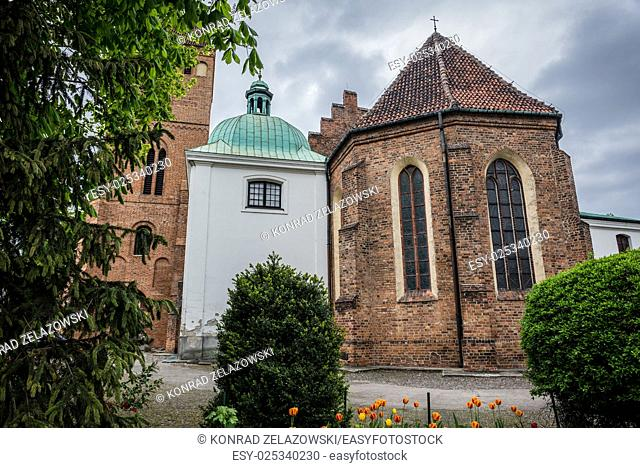 Church of the Visitation of the Blessed Virgin Mary in Warsaw, Poland