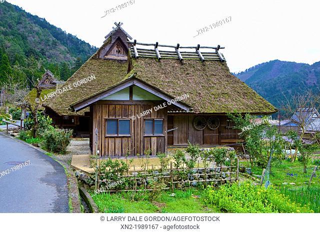 Historic Village of Shirakawa-go, Japan