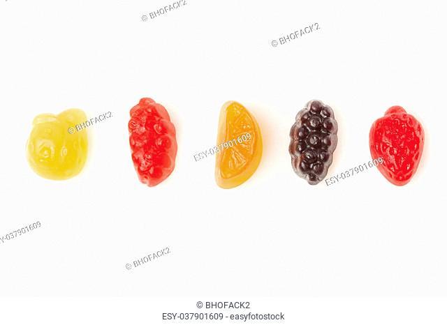 Tasty Organic Fruit Gummy Snacks for Kids