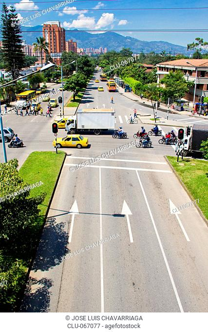 Car Free Day, Medellin, Antioquia, Colombia