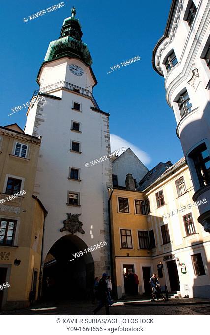 St  Michael's Gate, Bratislava, Slovakia