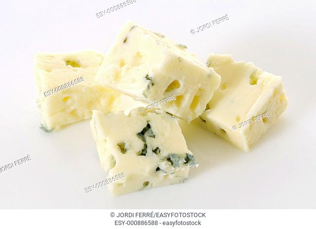 Roquefort cheese diced
