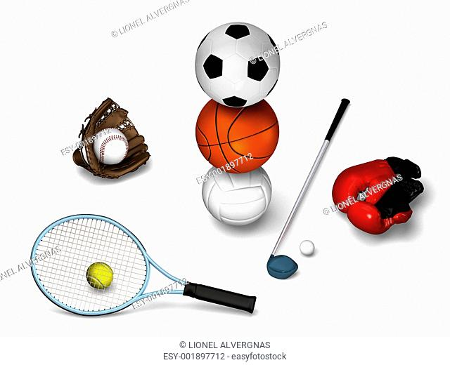 Multi sports compilation