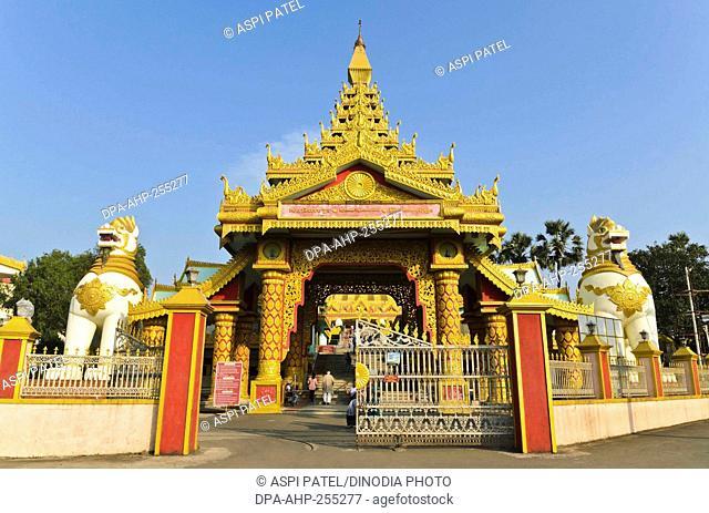 global vipassana pagoda, gorai, mumbai, maharashtra, India, Asia