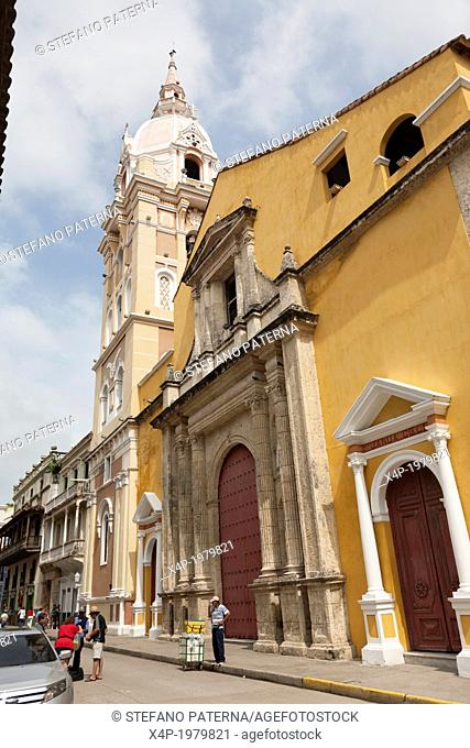 La Catedral, the Cathedral, Cartagena, Colombia