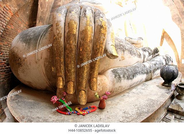 10852655, Thailand, Asia, culture, Sukhothai, Wat