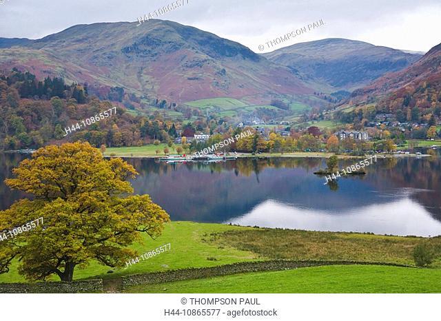 Glenridding, Ullswater, Lake District, Cumbria, England