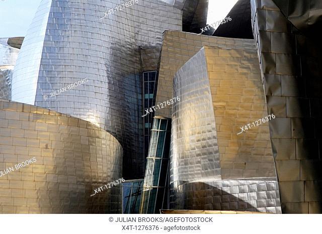 The Guggenheim Museum Bilbao, Spain