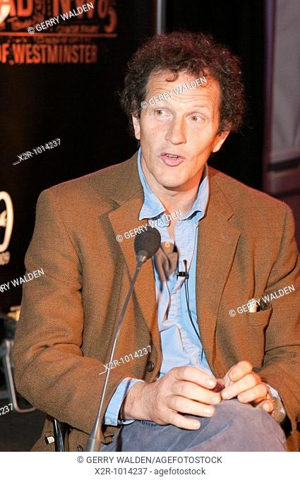 Monty Don, television gardener and presenter, at the Cheltenham Literary Festival