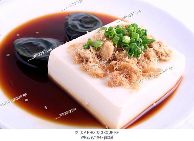 Sun Moon Lake tofu