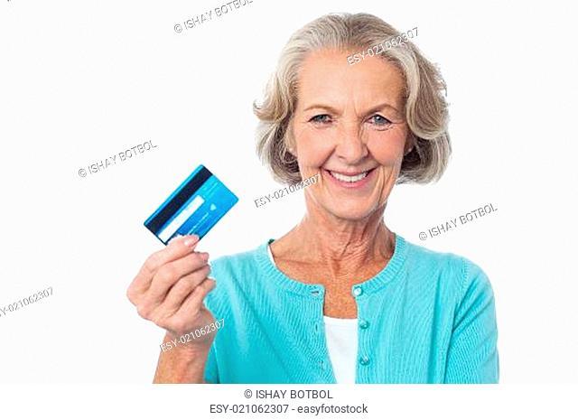 Take my cash card !