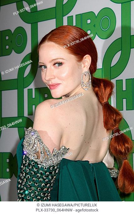 Barbara Meier 01/06/2019 The 76th Annual Golden Globe Awards HBO After Party held at the Circa 55 Restaurant at The Beverly Hilton in Beverly Hills