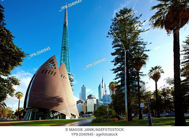 Swan Bell Tower, Perth, Western Australia