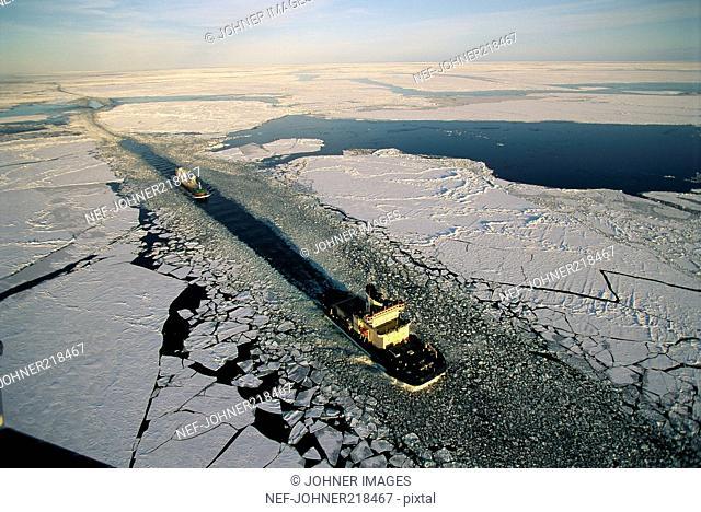 An icebreaker