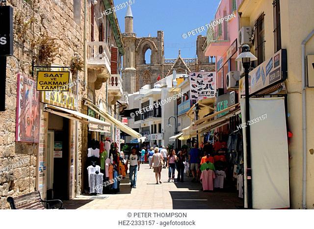 Istiklal Caddesi, Famagusta, North Cyprus