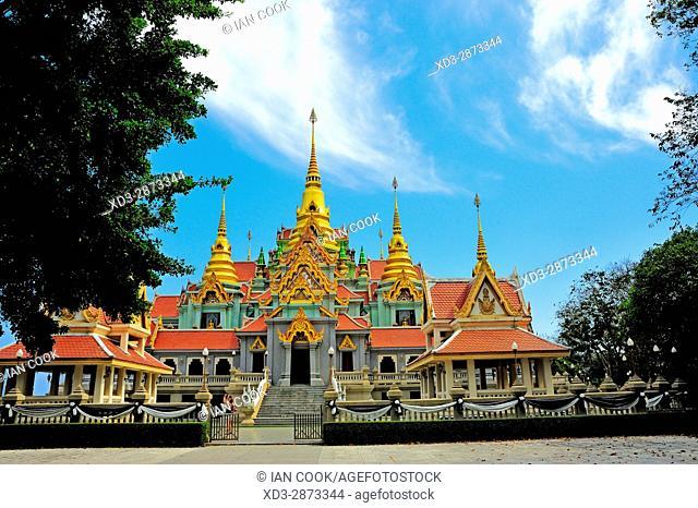 Wat Thang Sai, Thang Sai Temple, Ban Krut, Prachuap Khiri Khan Province, Thailand
