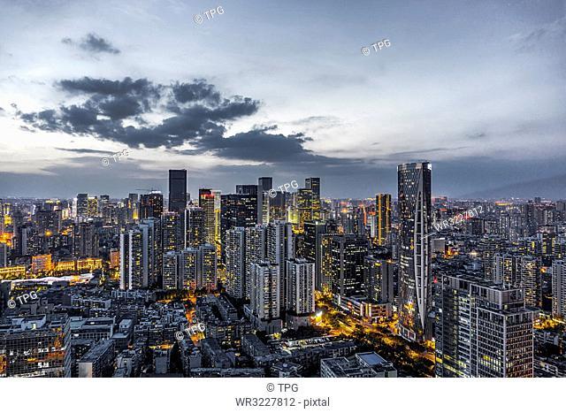 Chengdu;Sichuan;China