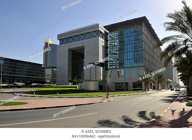 DIFC Dubai International Financial Centre, Dubai, United Arab Emirates