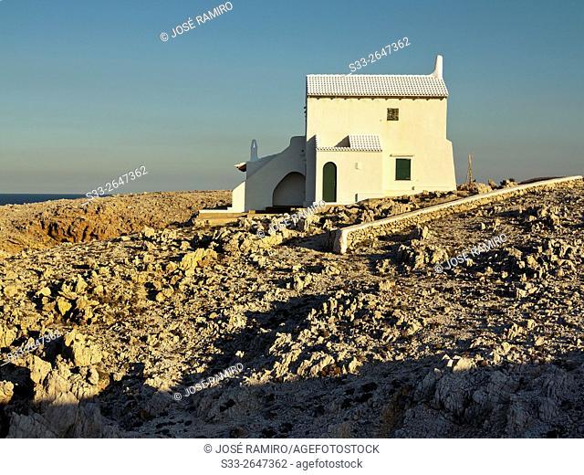 House in Punta Codolar. Menorca. Islas Baleares. Spain. Europe