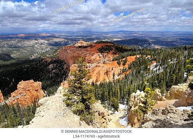 Rainbow Point Bryce Canyon National Park Utah
