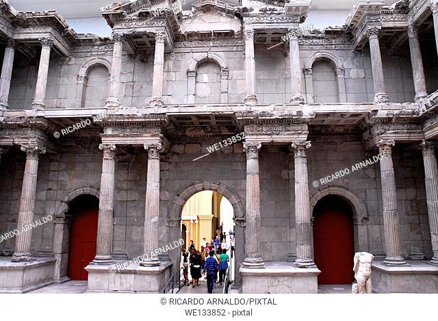 Pargamon Museum Detail