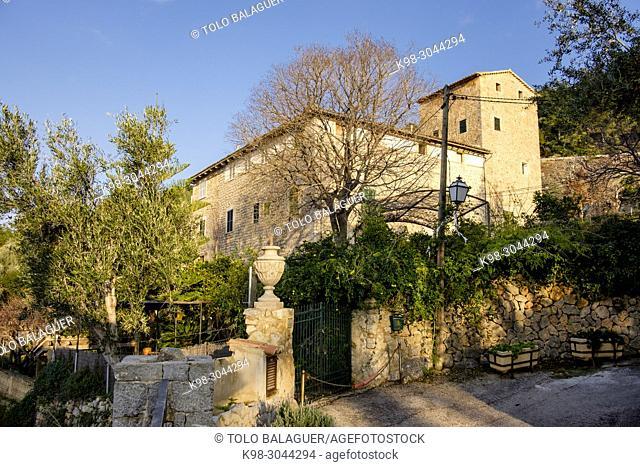 La casa d'Amunt, Llucalcari, Deià, comarca de la Sierra de Tramontana, Mallorca, balearic islands, Spain