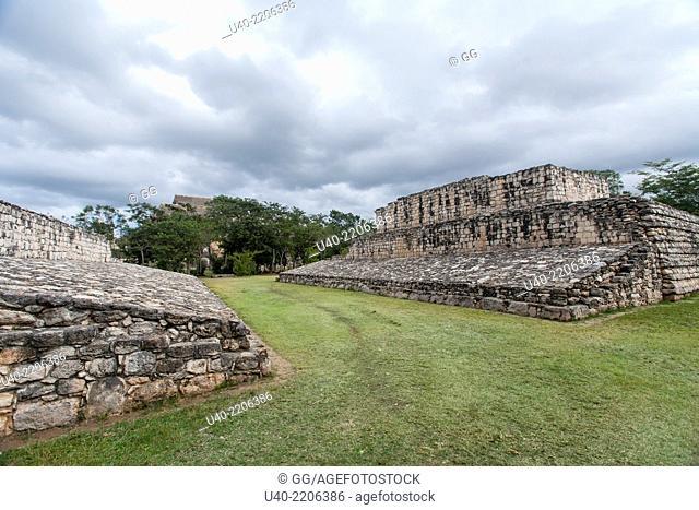 Ek Balam ruins, Mexico