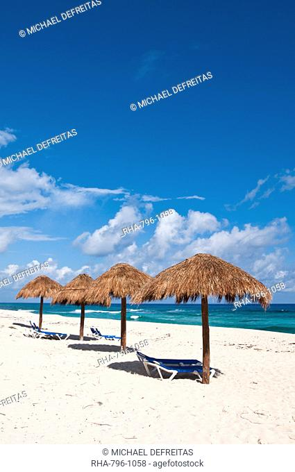 Beach near Punta Morena, Isla de Cozumel Cozumel Island, Cozumel, Mexico, North America