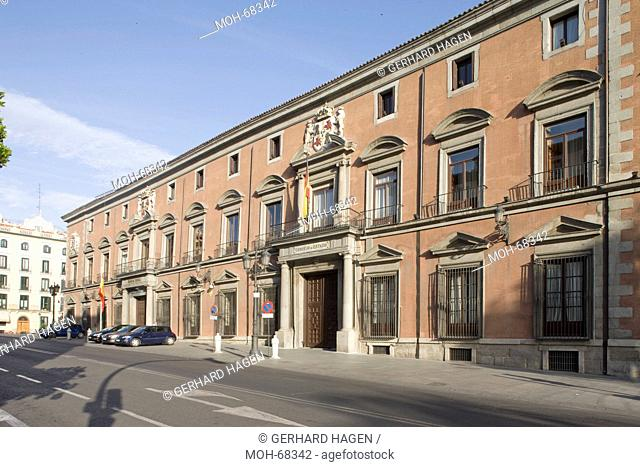 Madrid, Palacio Uceda
