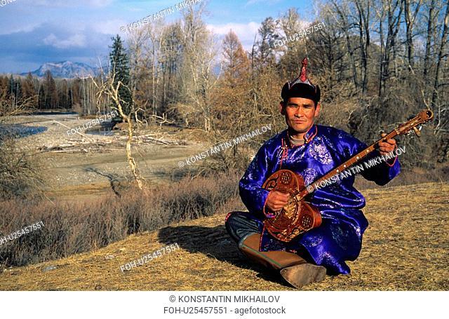 East Siberia, Eatern Siberia, Siberia, Tuvinian, Tuvinians, cultural dress