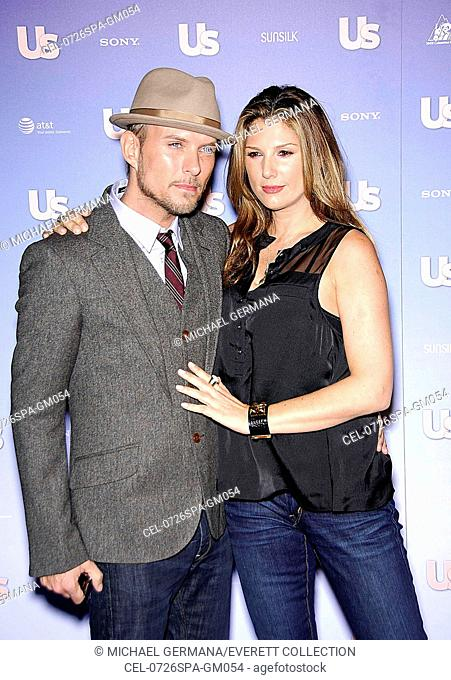 Matt Goss, Daisy Fuentes at arrivals for US Weekly HOT HOLLYWOOD Party, Opera and Crimson, Los Angeles, CA, September 26, 2007