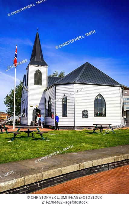 The Norwegian Church Arts Centre Cardiff City Wales
