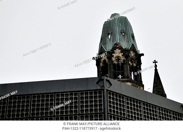 Kaiser-Wilhelm-Gedächtniskirche, Germany, city of Berlin, 28. March 2019. Photo: Frank May | usage worldwide. - Berlin/Germany