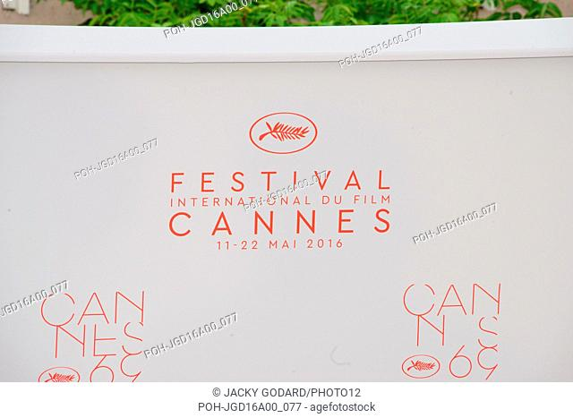 2016 Cannes Film Festival 69th Cannes Film Festival May 11, 2016