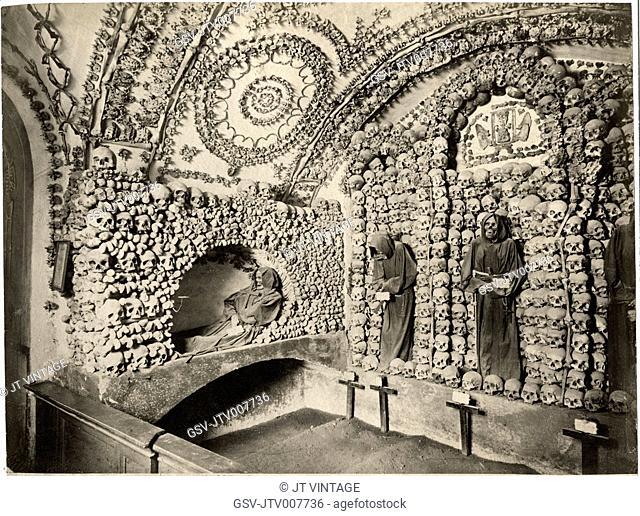 Capuchin Catacombs, Palermo, Sicily, Italy