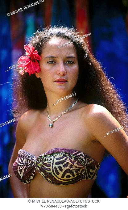 Moorea. Polynesia