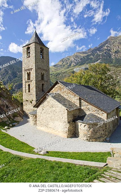 Romanesque church of Sant Joan de Boi Catalonia, Spain