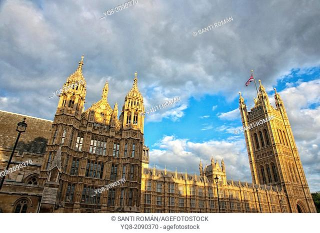 Westminster Abbey and Saint Margaret's Church, Westminster Palace, Westminster Palace